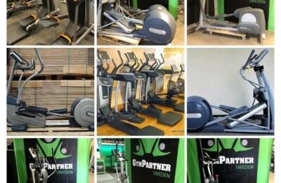 Fynda Begagnad Gymutrustning Eurosport