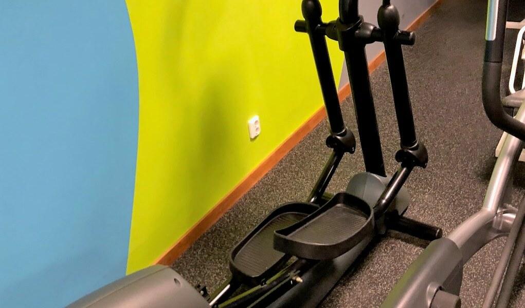 Crosstrainer Life Fitness 9500Hr Next Generation
