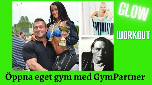 Öppna eget gym GymPartner 2